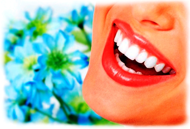 вид зубов после отбеливания