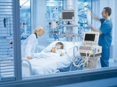 Иногда пострадавшему требуется госпитализация