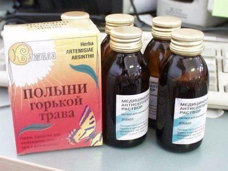 Использование полыни для лечения от паразитов, рекомендации и различные рецепты