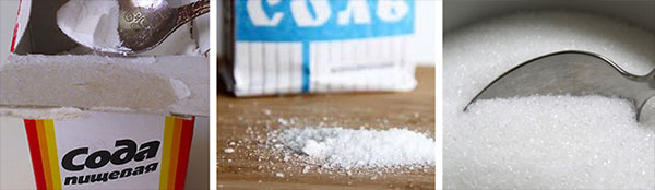 Сода, соль и сахар: как сделать Регидрон дома