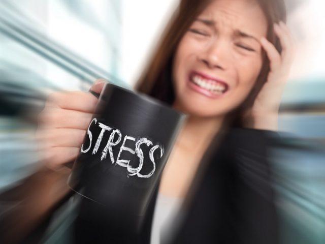 Стадии стресса