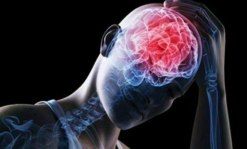 Симптомы органического поражения головного мозга