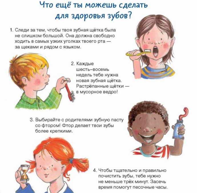 Как бороться с плохим запахом у детей