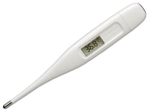 Цена электронного прибора для измерения температуры тела не намного выше стоимости привычного для нас ртутного градусника
