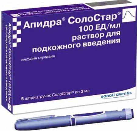 Торговое название инсулина глулизина, цена, состав, аналоги, механизм действия, показания к применению, противопоказания, отзывы и взаимодействия