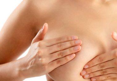 Самоосмотр молочной железы