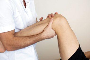боль в суставе колена