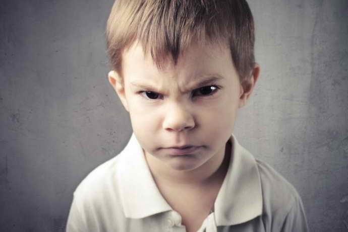 Расстройства нервно-психического характера и стоматит у детей