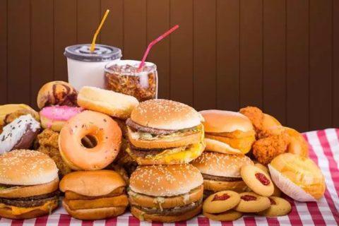 Забудьте о фастфуде и другой вредной пище
