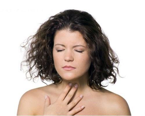 Заболевание кома в горле