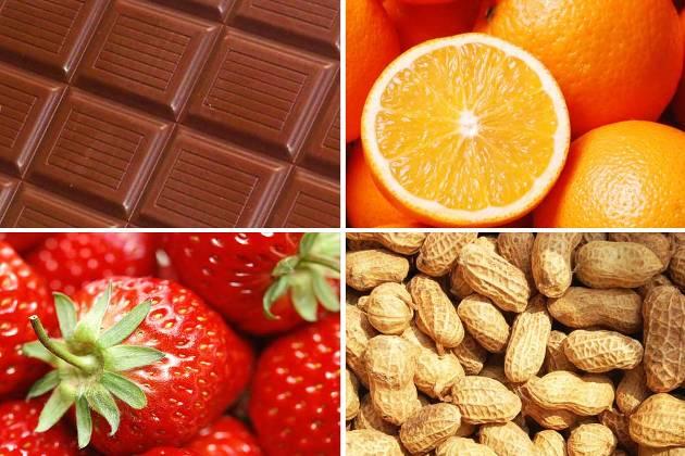 аллергенные продукты, которые необходимо исключить из рациона при стоматите