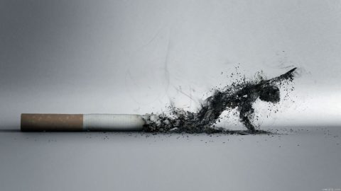 Основная причина никотиновой интоксикации — курение табака
