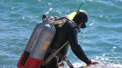 Водолазы и дайверы находятся в группе риска по отравлению CO2