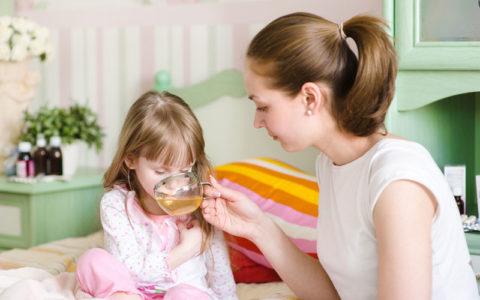 Обильное питье помогает быстро вывести токсины из организма.