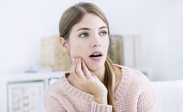 осколки после удаления зуба