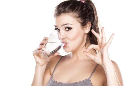 Важно восстановить водный баланс в организме