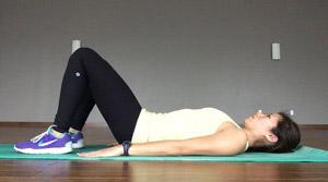 домашние упражнение для таза