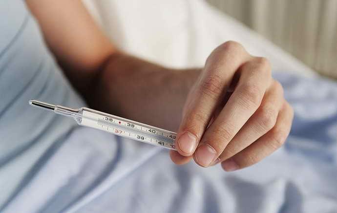 грипп после стоматита