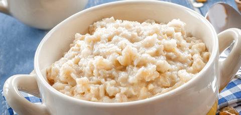Овсяная каша – отличный завтрак