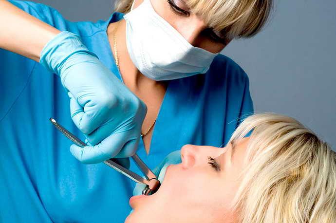 Удаление зубов при беременности