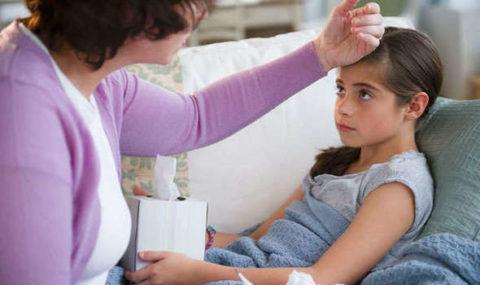 Нестандартное течение требует врачебного осмотра
