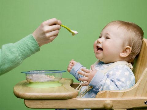 Если ребенок отказывается есть во время болезни, заставлять ни в коем случае нельзя