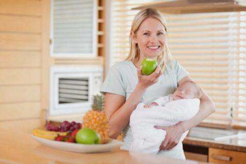 Соблюдение гипоаллергенной диеты важно
