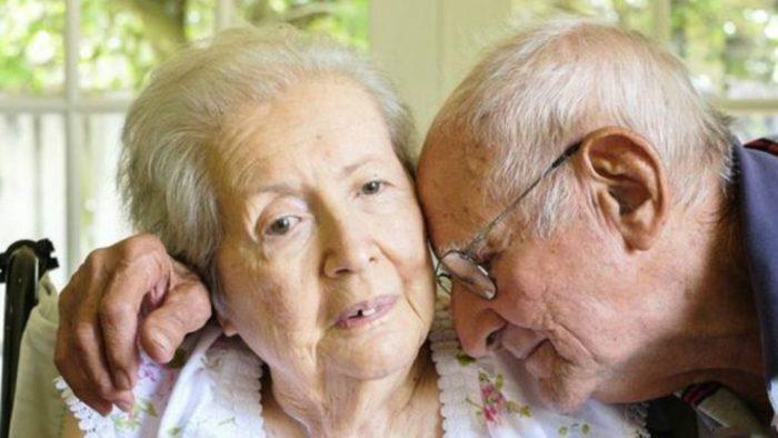 Тяжелая стадия Альцгеймера
