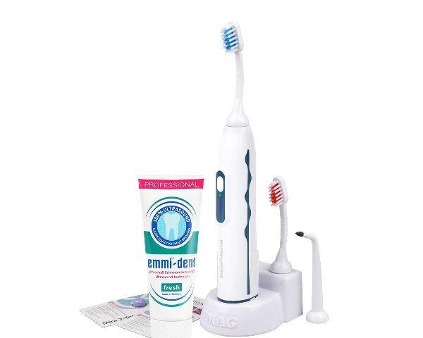 Emmi-dent 6 Professional - лучшая ультразвуковая электрическая зубная щетка