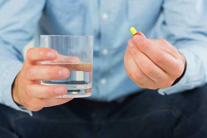 Как пить антибиотики при флюсе