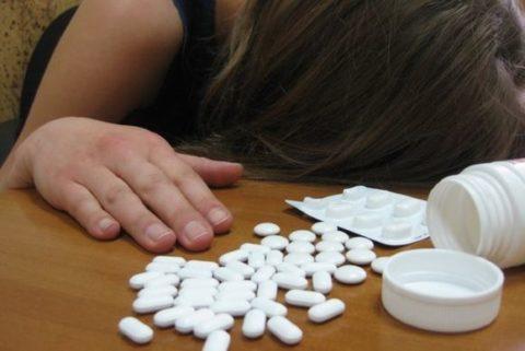 Переизбыток снотворных средств - опасен
