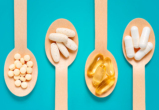Полезные вещества и комплекс микроэлементов при остеохондрозе