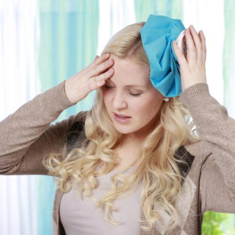 Холод поможет снять боль, уменьшить распространение яда и отечность