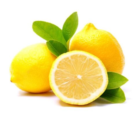 Лимон (или другой кислый фрукт)