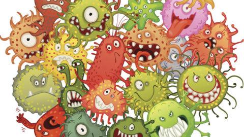 Токсины и бактерии – главная причина недуга