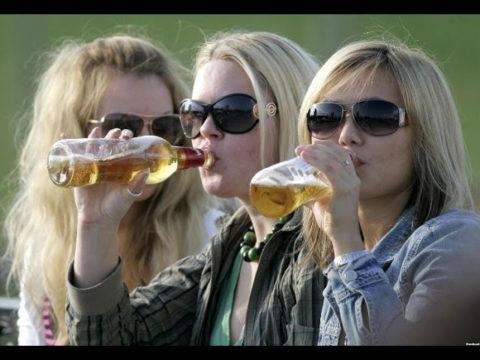 Симптомы легкого опьянения, как правило, проходят без последствий.