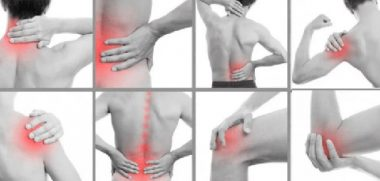 популярные места заболевания суставов