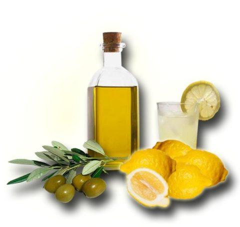 Для проведения чистки рекомендуется использовать оливковое масло холодного отжима.