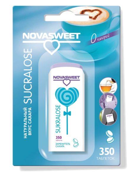 Механизм действия заменителя сахара «Новасвит», показания, противопоказания, побочные эффекты, способы применения и средняя стоимость