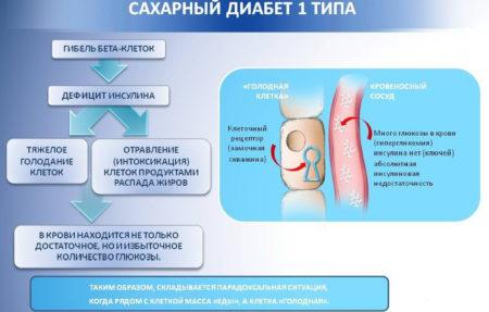 Сахарный диабет, группы лиц с факторами риска развития заболевания