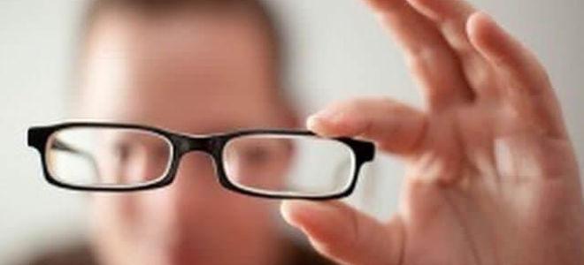 Нарушение зрения при ВСД
