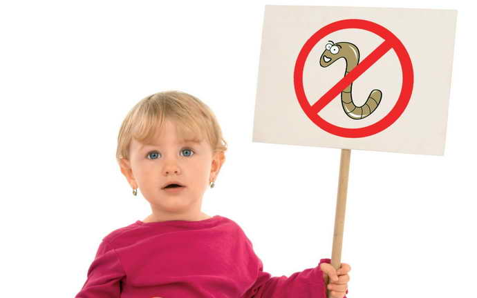 паразиты у детей от стоматита