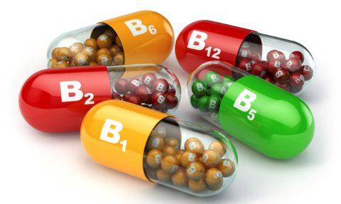 Витамины группы «В» - один из препаратов метаболической терапии
