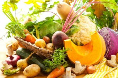 Очищение кишечника овощами – не только легкая, но и приятная процедура.