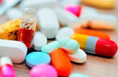 медикаменты разной формы
