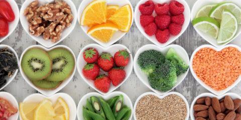 Во время беременности следует употреблять здоровую пищу, богатую витаминами