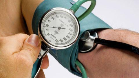 Артериальное давление при коллапсе может достигать минимума