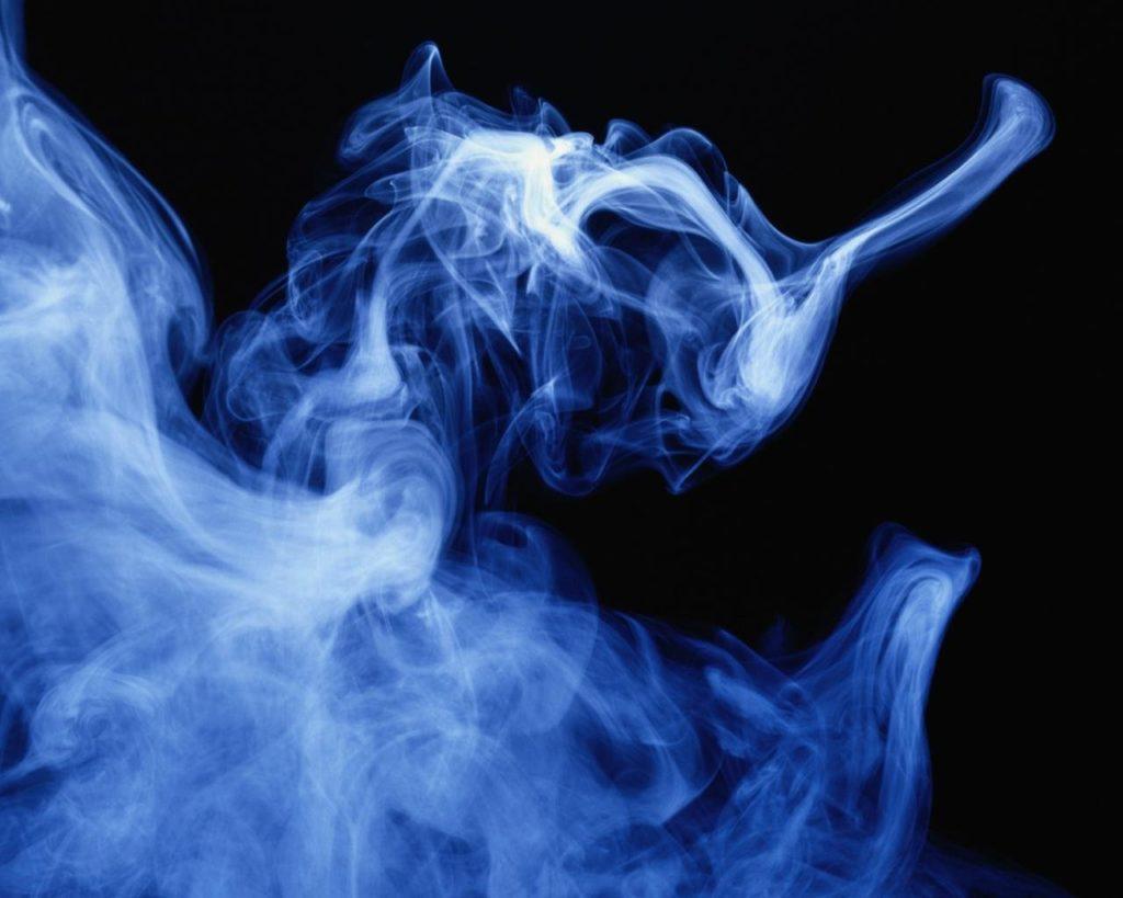 Дым – источник монооксида углерода