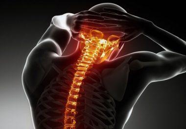 шейно-грудной остеохондроз