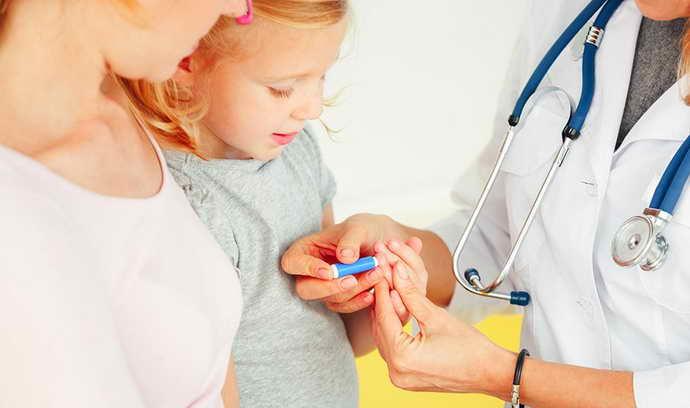 Диагностика частого стоматита у детей